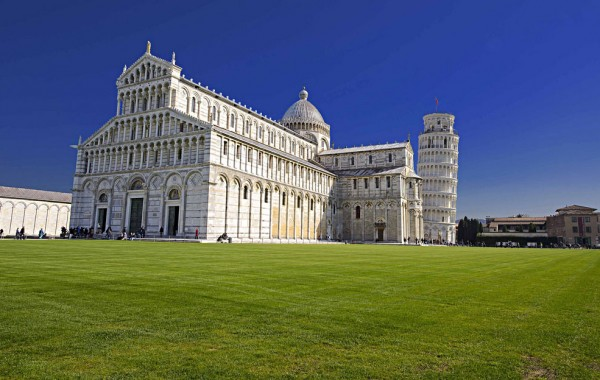 Pisa and Lucca Tour