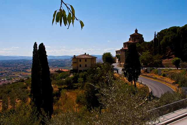 Arezzo and Cortona Tour